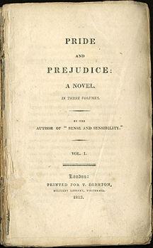 Orgoglio e Pregiudizio