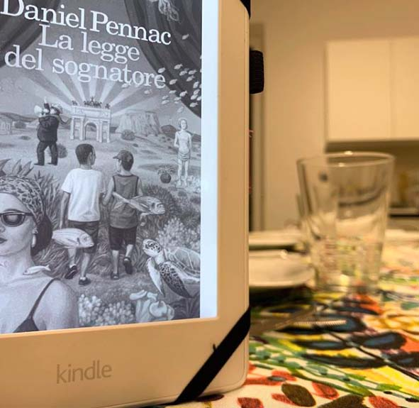 La legge del sognatore – Daniel Pennac